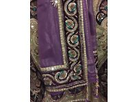 ** MAY BANK HOLIDAY SUPER DEAL**Gorgeous Indian Traditional Wedding Dress - £100 only - UK 10-12