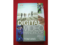 New - Digital Video HandBook - Hardback reference book by Tom Ang