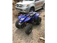 100cc road legal quad