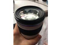 Canon EF 70-200 f/4L USM lens