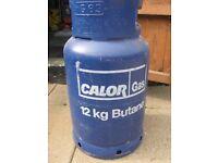 12kg Calor Butane Gas Bottle
