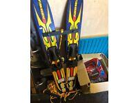 Junior water skis