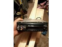Cd usb radio stereo for car
