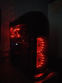 Extremely Powerful PC Core i7-7700k 8x4.2GHz GeForce GTX 1080 16GB DDR4 SSD+HDD Win10 PRO LIKE NEW!