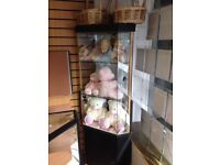Shop glass display cabinets for sale at bargain prices