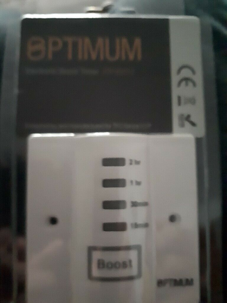 Optimum Electronic Boost Timer | in Lurgan, County Armagh | Gumtree