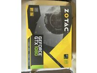 ZOTAC NVIDIA GTX 1080 8GB MINI , MEMORY OVERCLOCKS BY AN ADDITIONAL 1,000 MHZ 1GHZ