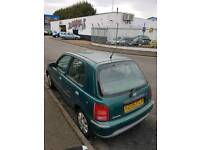 Nissan Micra 1.0 automatic Spares/Repairs