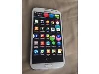 Samsung galaxy note 2(16gb) unlocked
