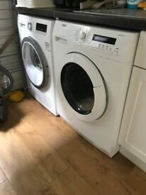 MOVING SALE- ALL MUST GO- AEG L75480WD Washer Dryer COMBO