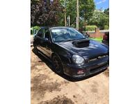 Subaru wrx turbo
