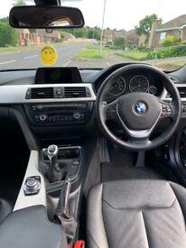 BMW, 3 SERIES, Saloon, 2014, Manual, 1995 (cc), 4 doors
