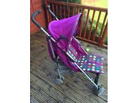Mamas and Papas PiPi Stroller/pushchair