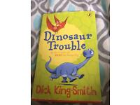Dinosaur trouble book