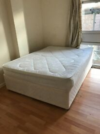 Double bed £25 buyer collect from LU2
