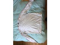 Burberry long sleeved top size Large