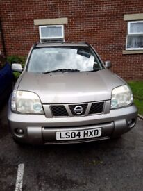 Nissan Xtrail Automatic for sales