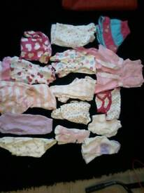 Baby girl 0-3 months large bundle of clothes