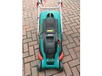 Bosch rotak 40 ergoflex electric lawnmower