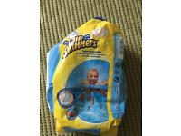 Swimming nappies, part spare packs