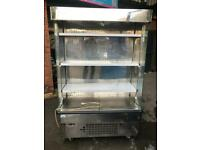 Commercial display fridge for shop cafe restaurant restaurant takeaway pizza fridge for drink skejw