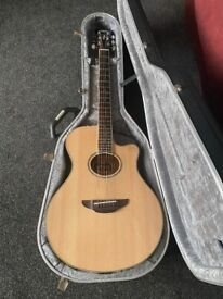 Yamaha Electro Acoustic APX600 With Case