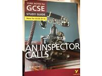 NEW An Inspector Calls GCSE 9-1 Revision Guide J B Priestley