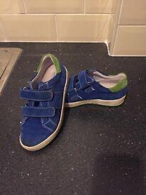 Richter Boys Suede Shoes