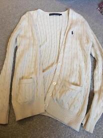 Ralph Lauren cardigan size large