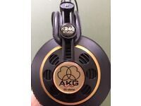 AKG K240 Headphones - VGC