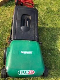 Qualcast elan 32 lawnmower