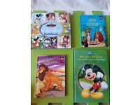 Disney Books Bundle Great Condition