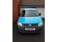Volkswagen caddy (ex british gas van)