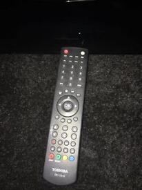 Toshiba 32 inch TVs/DVD combi