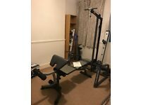 Marcy Platinum 10 power rack