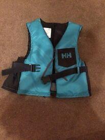 Helly Hanson buoyancy aid medium 65kg