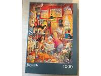 WH SMITH Pet Grooming Salon Puzzle