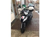 Motorbike Scooter