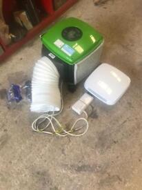 Eco loft ventilation system