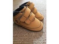 Baby firetrap boots