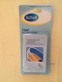 Brand new Scholl Heel Cushions