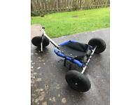 Power Kite and Kite Buggy