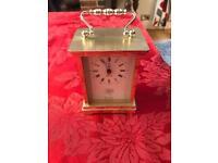 Tempus Fugit Quartz Clock