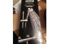 UNOPENED - Boxed NEW MIRA thermostatic Mixer shower, MultiMode head, All Systems, Cost £149