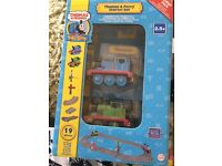 Thomas & Percy Railway 19 piece starter set