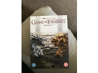 Game of Thrones S1-7 Box Set £50