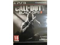 Black ops 2 PS3 (comes with bonus map)