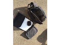 Stokke Xplory Changing Bag & Foot Muff