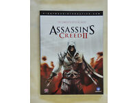ASSASSINS CREED 2 Official Game Guide in almost new condition for PS3 & Xbox 360