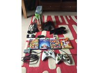 Xbox360 and Kinect and games